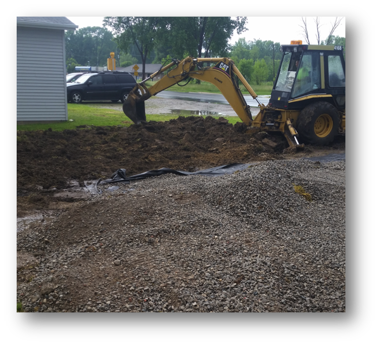 Excavation Contractors - Macomb, St. Clair, Oakland County, MI
