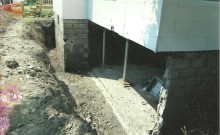 Foundation Repair - St. Clair, MI