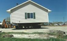 Garage Move - New Baltimore, MI