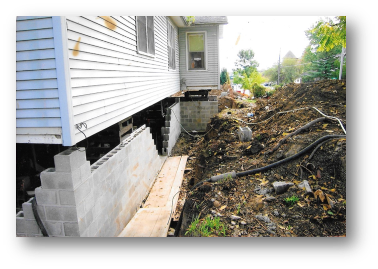 House Shoring - Macomb, St. Clair, Oakland County, MI