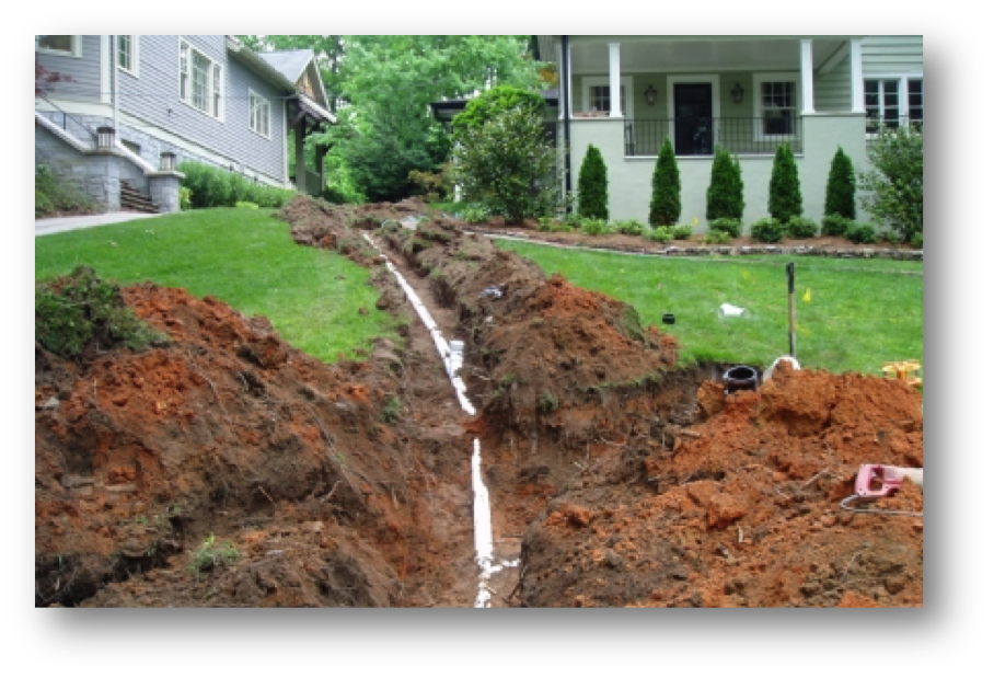 Sewer Line Repair - Macomb, St. Clair, Oakland County, MI