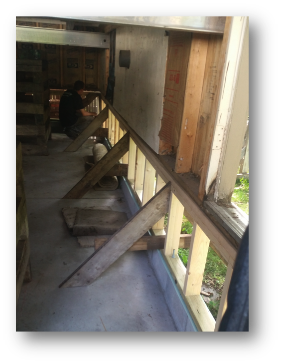 Structural Repair Beam Replacement - Macomb, St. Clair, Oakland County, MI