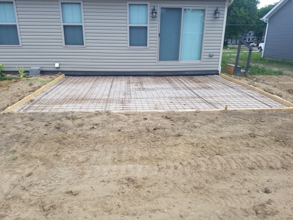 Cement Patio Contractors - Richmond, MI