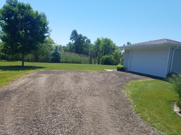 Driveway Grading Yale Mi Ultimate Contracting