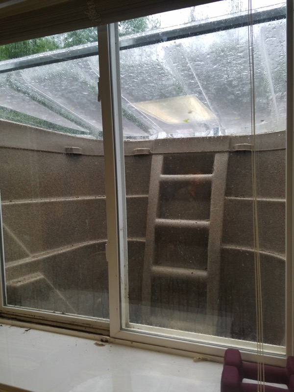 Egress Window Well Repair - New Baltimore, MI