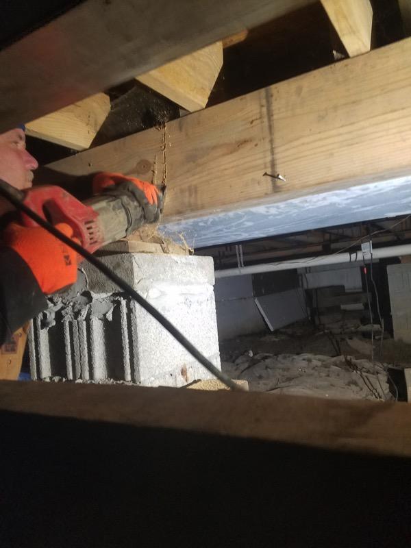 Structural Repairs - Marysville, MI