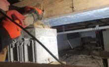 Beam Support Replacement - Rochester Hills, MI