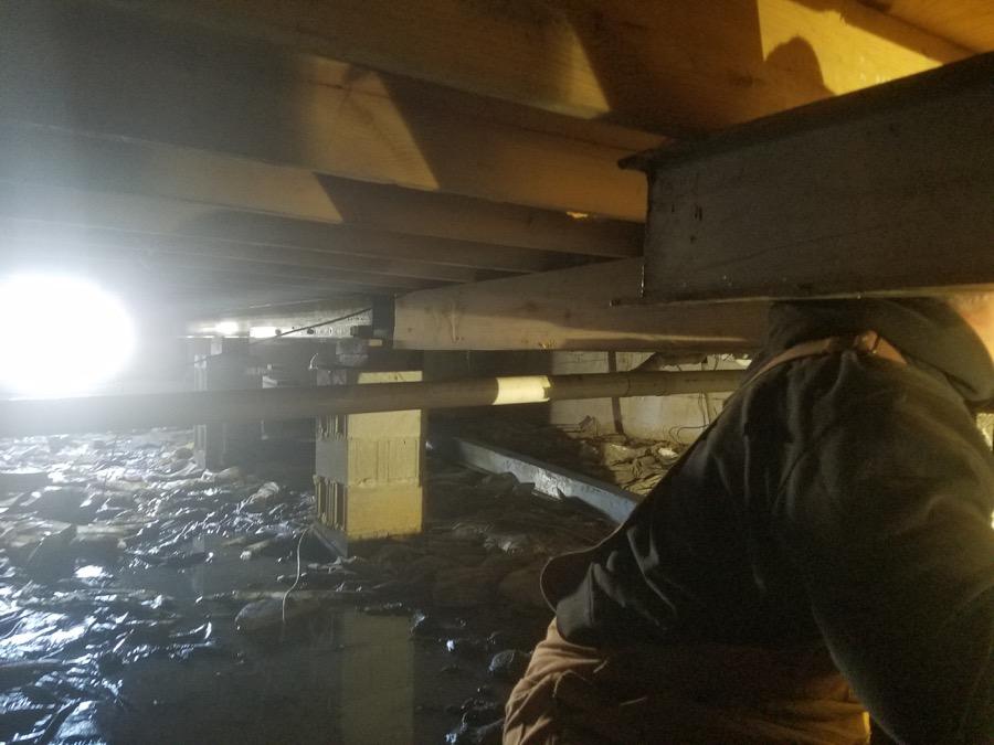 Beam Support Replacement - Rochester Hills, MI