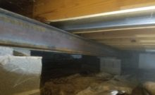 Pier and Beam Foundation Repair Southeast Michigan