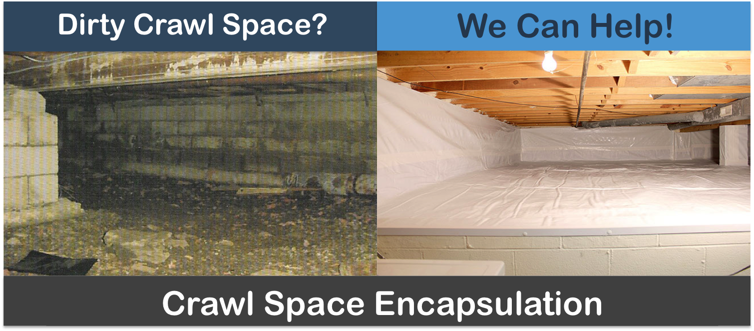 Crawl Space Encapsulation Contractor Michigan