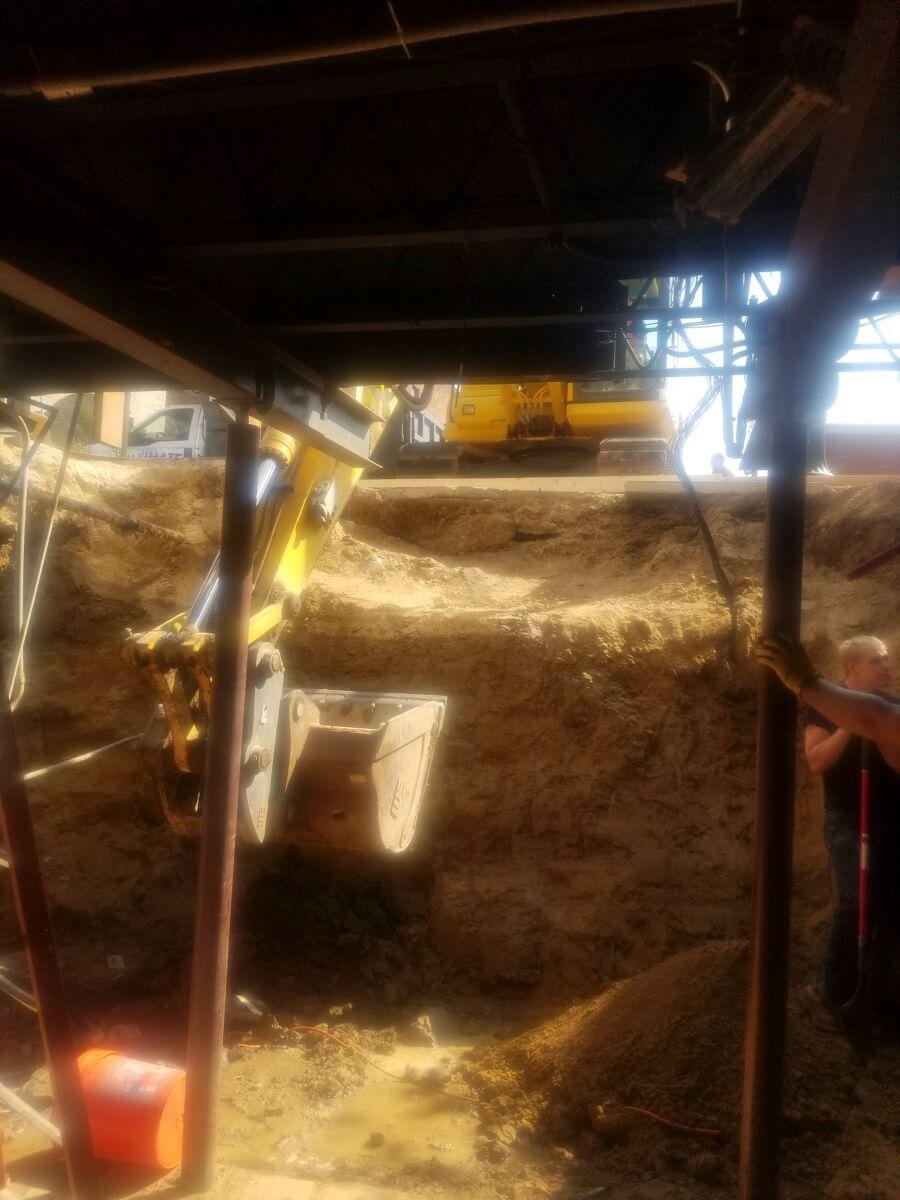 Commercial Basement Wall Repair Pontiac MI